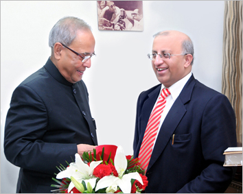 Mr.Pranab Mukherjee